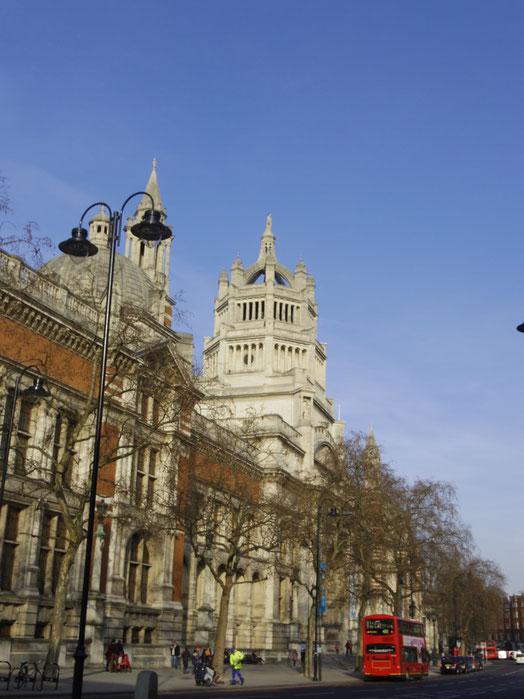 V&A博物館 ロンドン