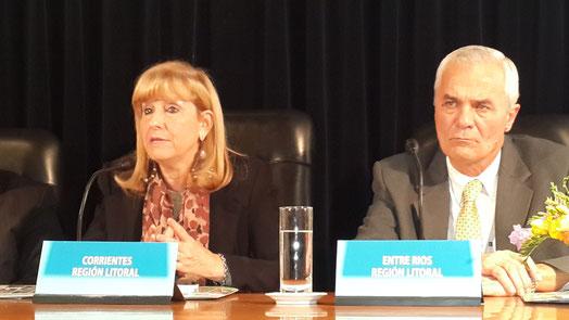 Inés Presman y Hugo Marso