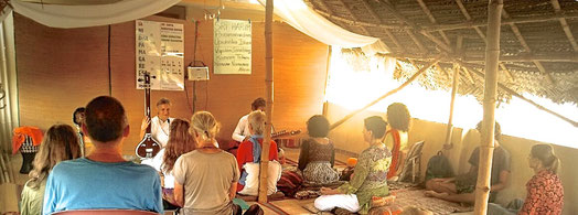 Yoga de la Voix, Mantras et Chant Sacré de l'Inde
