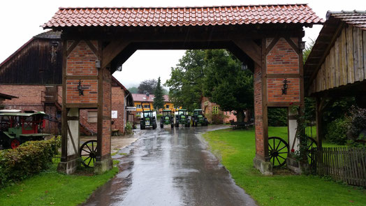 Traktoren-Museum Kempen