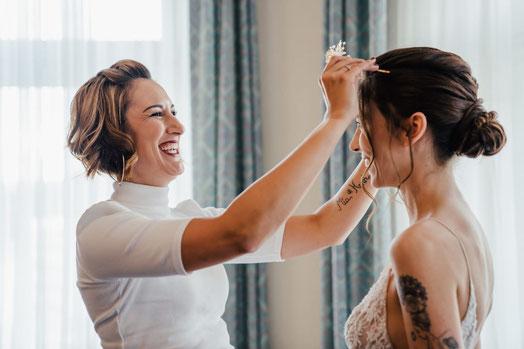 Dina Hoffend Make-Up Artist Visagistin