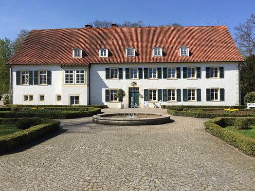 Haus des Gastes in Bad Holzhausen © Moritz Pawlitzky