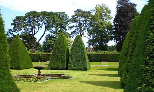 Athelhamtpon House & Gardens