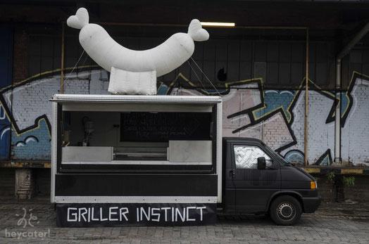 Currywurst Hamburg Food Truck