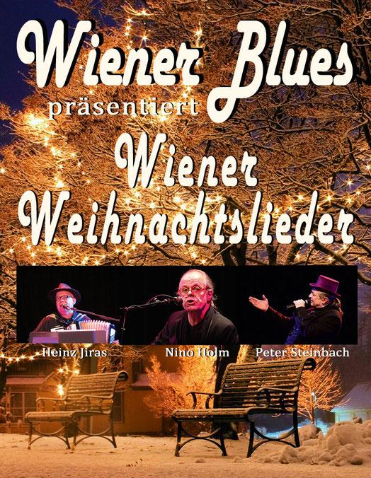 WIENER WEIHNACHTSLIEDER - Wiener Blues in der KRYPTA