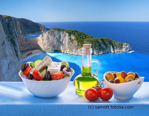 Premium-Olivenöl aus Zakynthos / Griechenland