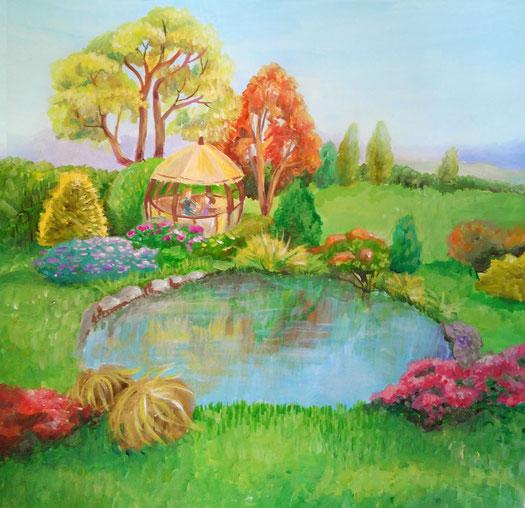 Gemälde von Anne Heidebrecht