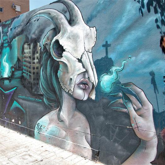 Creative Close - Valencia 2018 / ©street-a-tag