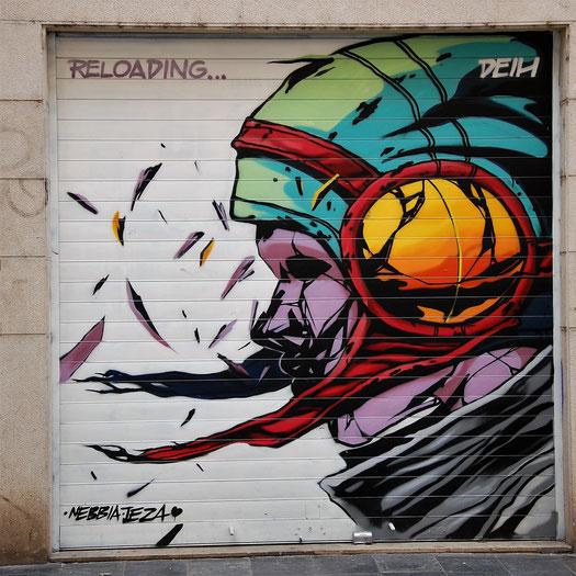 Deih XLF - Valencia 2016 / ©street-a-tag