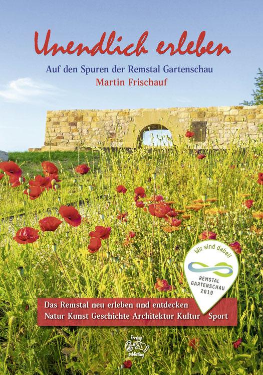 Das Buch zur Remstal Gartenschau 2019