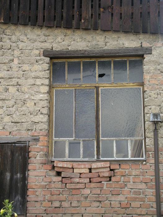 Das ist Fenster Nr. 2, das wir suchen.