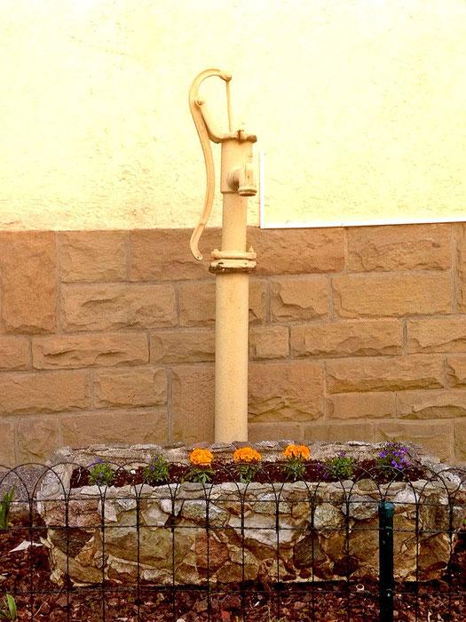 Gesucht: Brunnen Nr. 3.