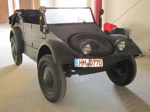 Prototyp eines Porsche Geländewagens
