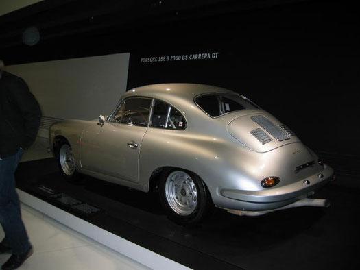 """Porsche 356 B """"2000 GS Carrera GT"""""""