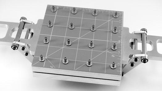 Montage, Reinigung und Verpackung von Prothesen und Orthesen oder dieser mechanischen Baugruppe im Reinraum nach DIN 14644 ISO7 | Spezialbauteile gefertigt in Kleinserie