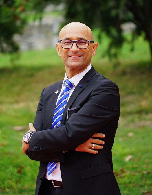 Enzo Santarsiero (56), CEO André Koch AG