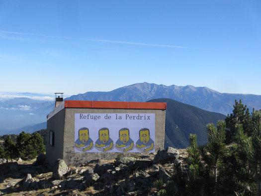 Refuge de la Perdrix (Nohèdes) / Capcir / Madres / Pyrénées Orientales