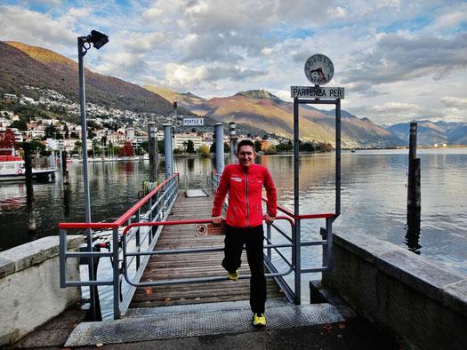 Steffen am Lago Maggiore in Locarno