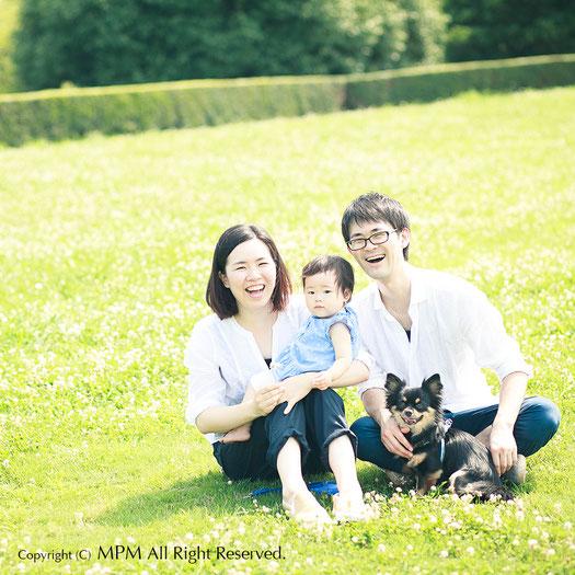 家族写真 京都 滋賀 ロケ撮影