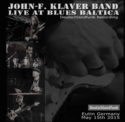 John-F. Klaver Band 04/2016