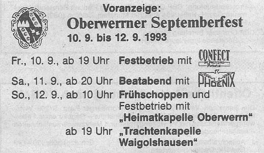 04.09.1993 Schweinfurter Tagblatt
