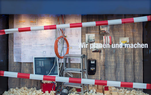 Unser aktuelles Schaufenster in Malters. Bild: Oliver Gutfleisch