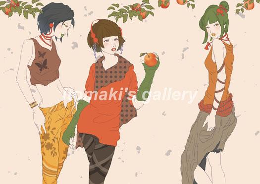 『林檎物語』