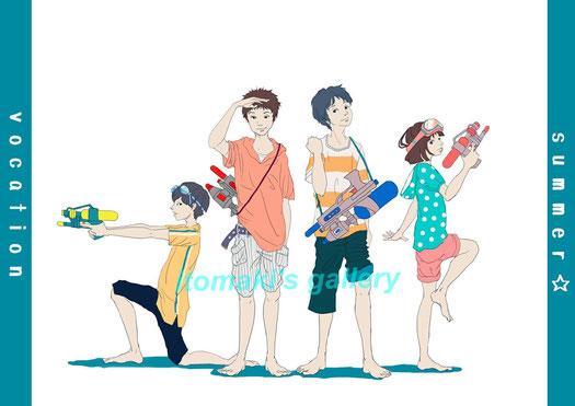 『この夏』