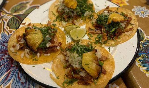 Мексиканская кухня в Барселоне