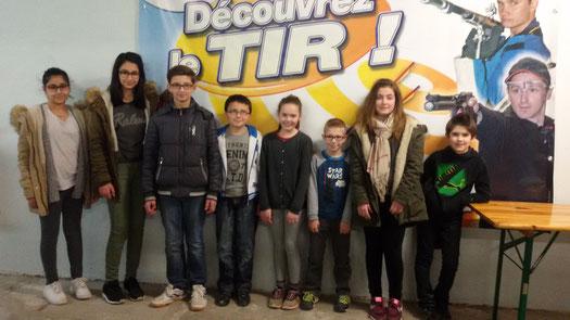 Mélina et Aleyna ERDAG, Maël MICHEL, Damien JACQUEMIN, Camille CZAPLEWSKI, Yann LANOUE, Sarah DOLLE et Enzo PISTIS ont participé à la Finale Aisne Espoir le 12 mars 2016 à Saint-Quentin