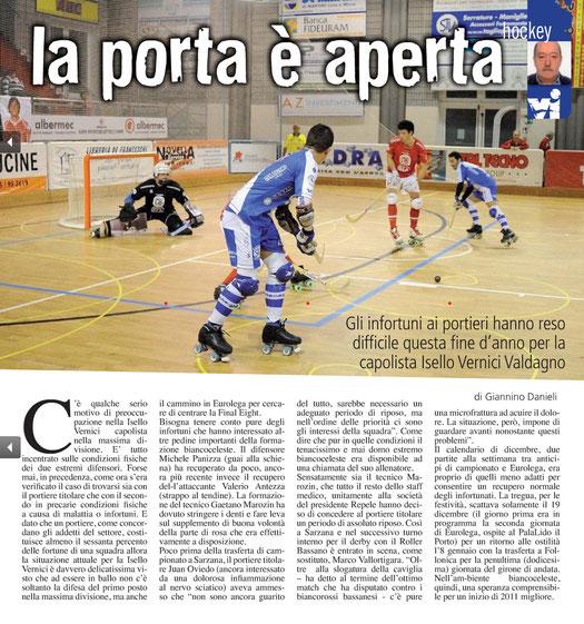 Sportivissimo - Dicembre 2010