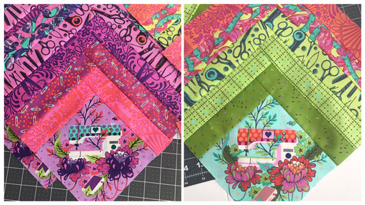 Tula Pink Electric Slide Quilt