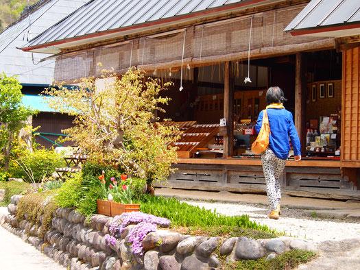 2014、5月12日 大内宿新緑狩り