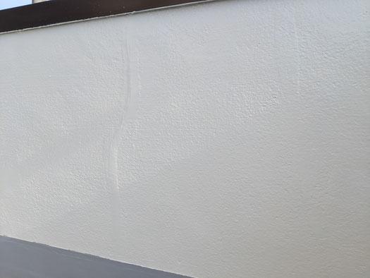 今回は内壁の塗装も行いました