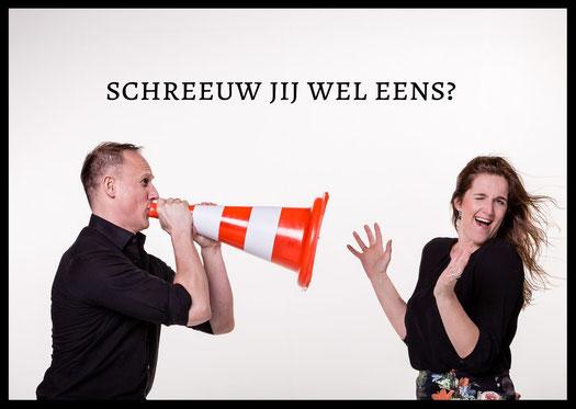 Jeroen en Kim Kromwijk. Conflicten en ruzie in een relatie of huwelijk.
