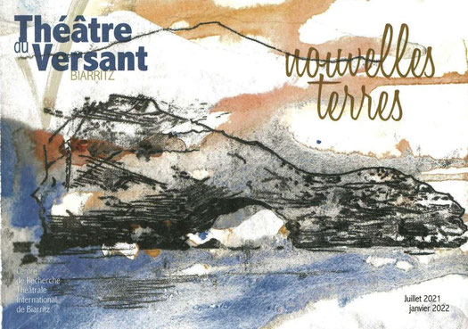 Théâtre du Versant - Biarritz - Programme des spectacles, colloques, concerts 2022