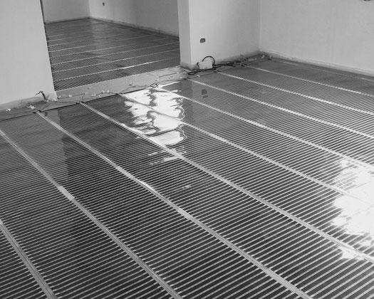 Riscaldamento elettrico a pavimento lorenzoni srl