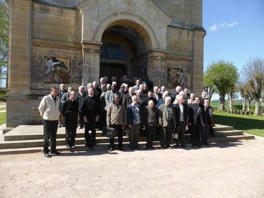 Journée d'amitié et de partage à Saint Christophe le Jajolet