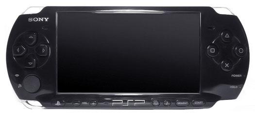 Sony PSP 3000, 2008