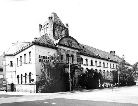 Verein für Baukultur und Stadtgestaltung Kaiserslautern e. V.  - Pfaffbad außen