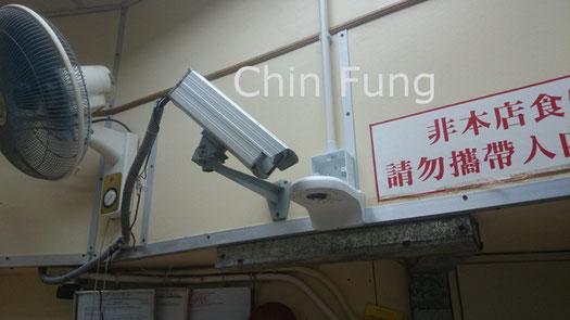 CCTV閉路電視監控系統