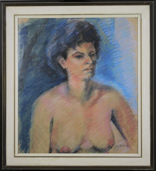 te_koop_aangeboden_een_gemengde_techniek_van_de_nederlandse_kunstenaar_johan_dijkstra_1896-1978