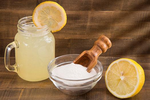4 beneficios que ofrece el jugo de limón con bicarbonato