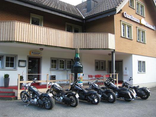 Bikertröffe Appezöll 2012
