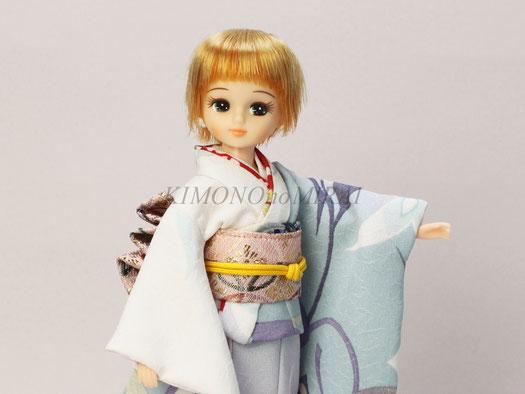 リカちゃん 振袖・ブライス 着物,kimono Blythe