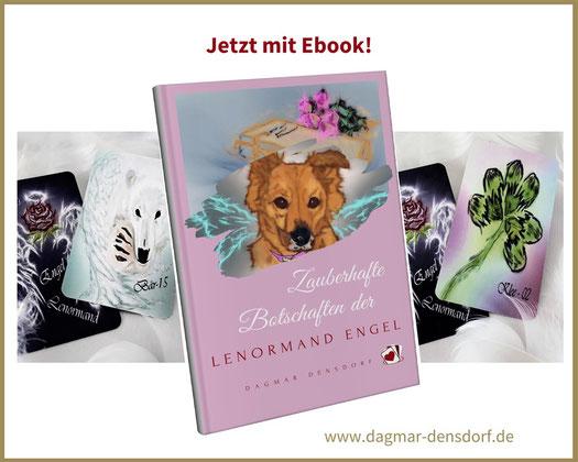 Engel Lenormand by D.D. - Ebook mit Wahrsagekarten