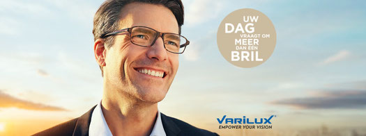 Essilor Varilux multifocale brillenglazen