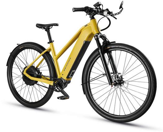 MTB Cycletech Code Lady Speed-Pedelec 2019