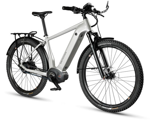 MTB Cycletech YAK Deore Trekking e-Bike 2019