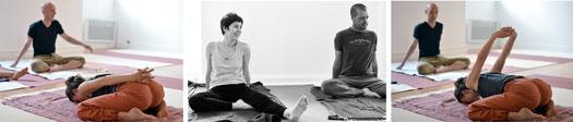 La joie et le plaisir sont des composantes essentielles de la pratique de Yoga.